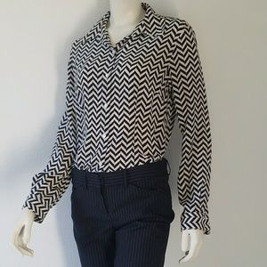 Gap | 100% Silk Blouse - A1